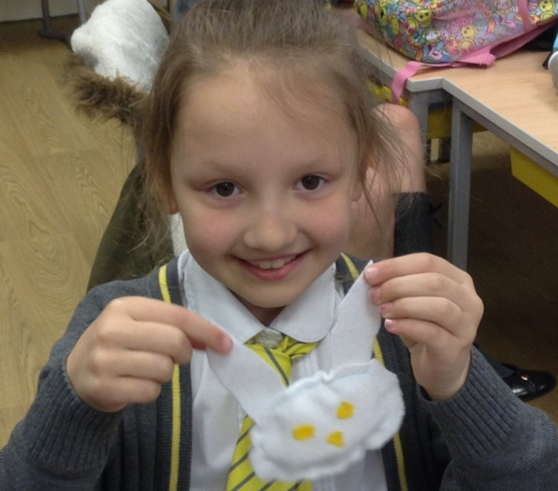 Easter Sewing Project - Year 3/4