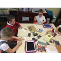 Learning about World War II in Y1
