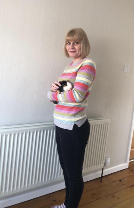 Mrs Westwood, a TA in year 2