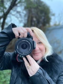 Mrs Robinson is our inclusion manager who likes to take her camera out and take a snap