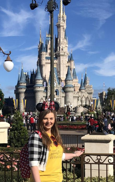 Miss Pace, a Year 5 teacher who would like to live in Disneyland