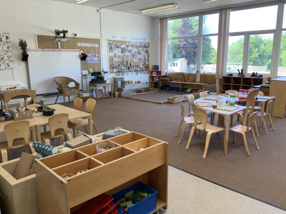 Explorers classroom