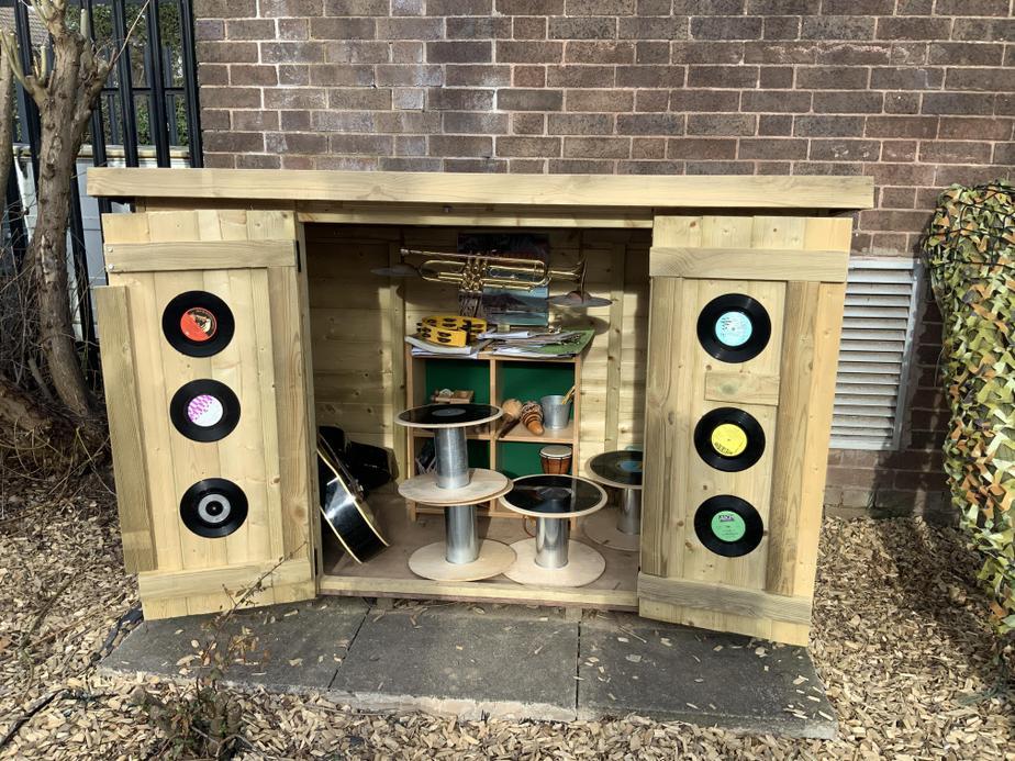 Music shack