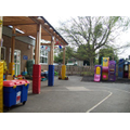 Nursery's Outside Area