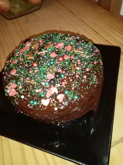 Ultimate Chocolate Cake Year 4