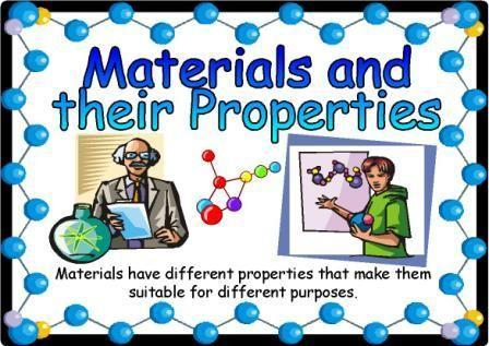 Science will be full of practical experiments linked to materials.