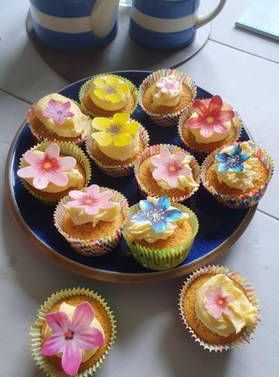 Fairy cakes Year 2