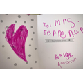 Aavya and Aashvi for Mrs Terrence