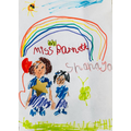 Shanaya from Wren thanks Miss Barnett