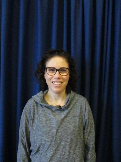 Jasmina Harris-Cherguit - Parent Governor