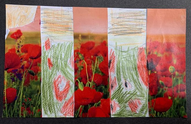 Remembrance Day art