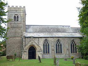 All Saints Church - South Leverton
