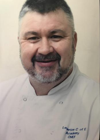 Mr Ian Hanson - School Chef