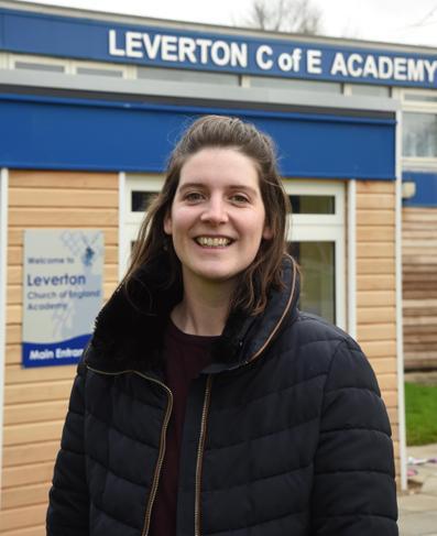 Miss Eleanor Walker - Foundation Governor - e.walker@levertonacademy.co.uk