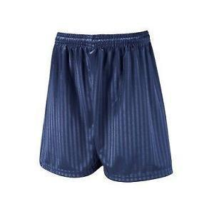 Navy or black plain shorts