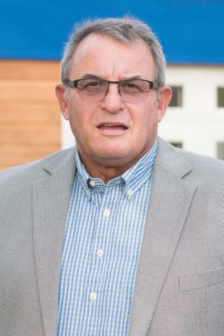 Mr Mike Saint - Vice Chairperson - Appointed Governor