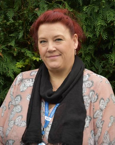 Miss Kirsty Booth - Teaching Assistant