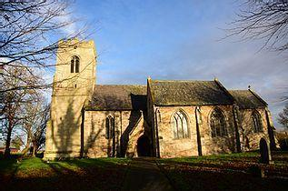 St Martin's Church - North Leverton