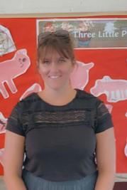 Miss Young: Nursery Teacher and EYFS Lead