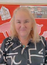 Ms Legge: Nursery TA