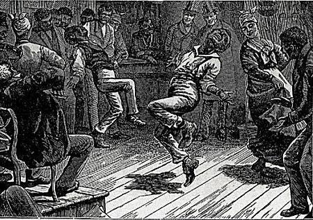 Juba dancing