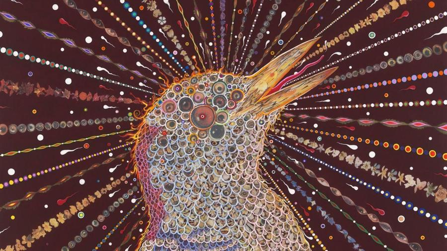 By Fred Tomaselli