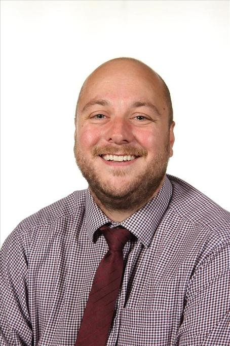 Mr M Rushton  - Aspen Class Teacher