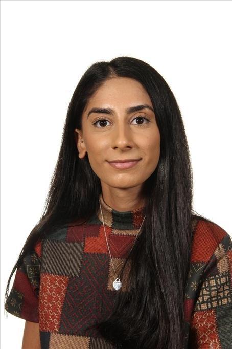 Miss F Motala- Poplar Class Teacher