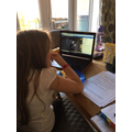 Lauren had a virtual tour of a WW2 bunker