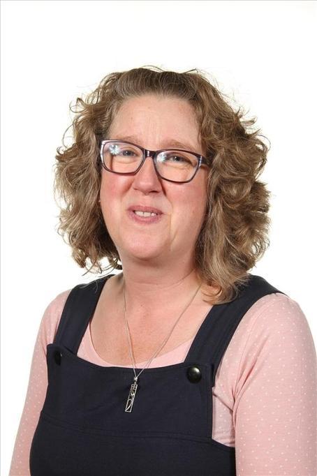 Mrs P Halsall - Aspen Class Teaching Assistant