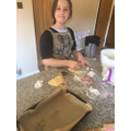 Baking with Heather