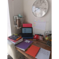 My Home Learning desk - Bailey