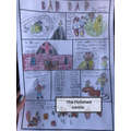 Charlie's finished comic