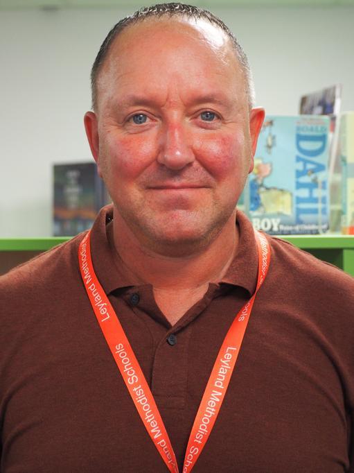 Mr C Hodgson - Yew Class Teaching Assistant