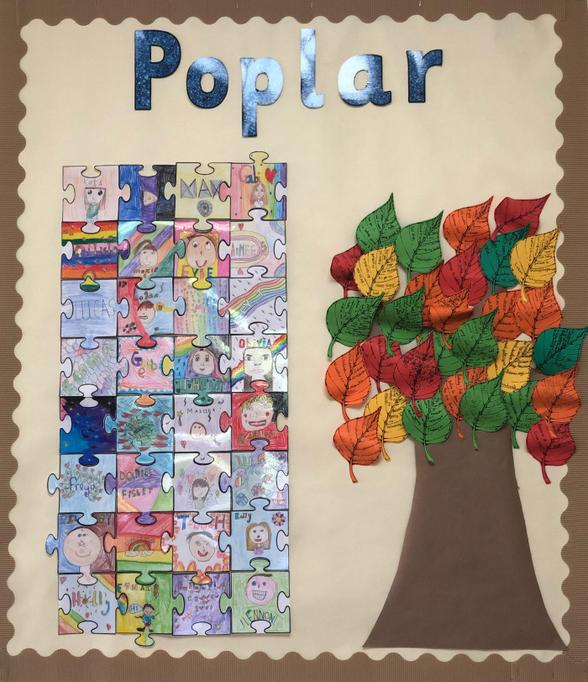 We are all part of one Poplar Jigsaw