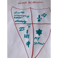 Designing my own Home School badge
