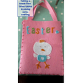 Emily-Rose created a beautiful easter bag