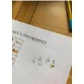 Jack's name in heiroglyphics.