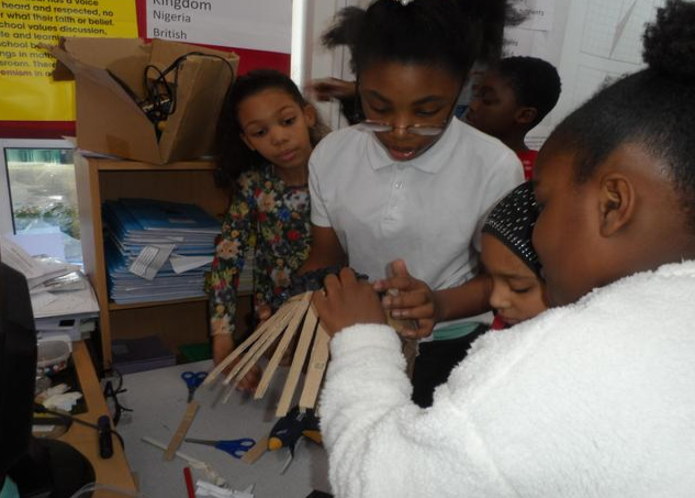"""ART & DESIGN KEY SKILL: """"Use a range of materials to create and improve techniques"""" ART & DESIGN AND PSHE KEY EXPERIENCE: """"collaborative & cooperative creative design"""" HISTORY KEY SKILL: """"empathy with important events & exploring secondary evidence"""""""