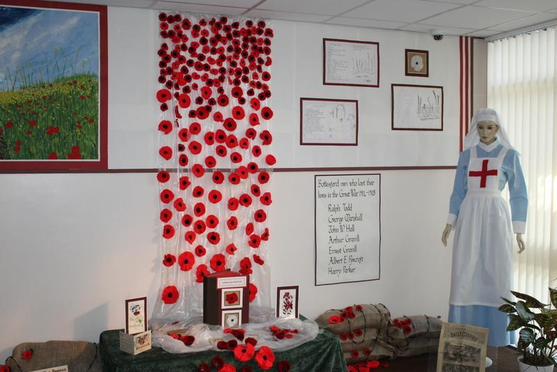 We remember 100 years since World War One