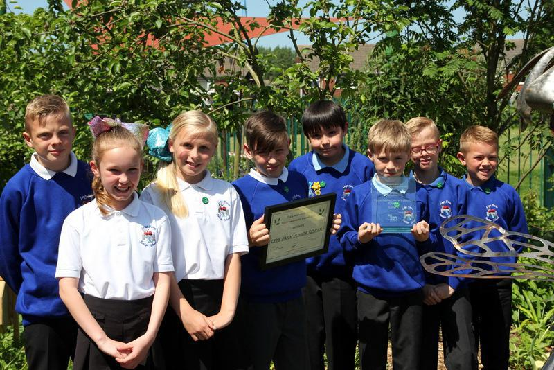 Our team won the Young Environmentalist Award
