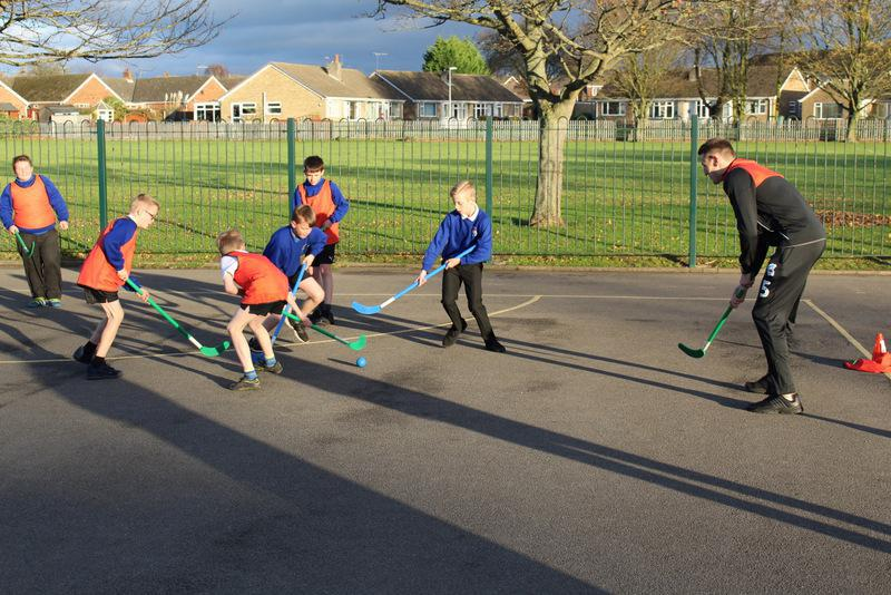 Working with Year 6