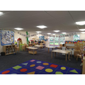New Reception Classroom