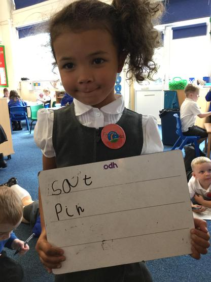 """I am star writer of the week""."