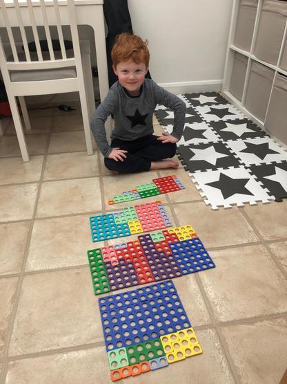 Well done Harry, super Maths!