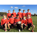 Year 6 Tag Rugby Team