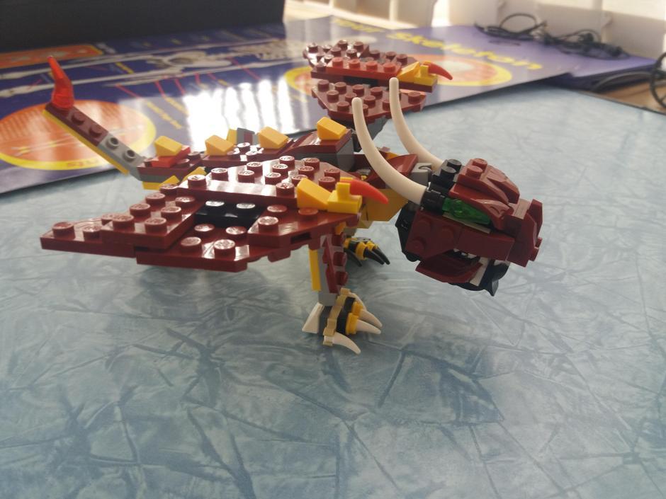 Aiden's Lego Model