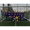 Year 3&4 Girls Football Team