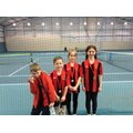 2nd place for our Year 4 Tennis Team 2 April 2019