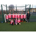 Year 5&6 Football Team February 2019